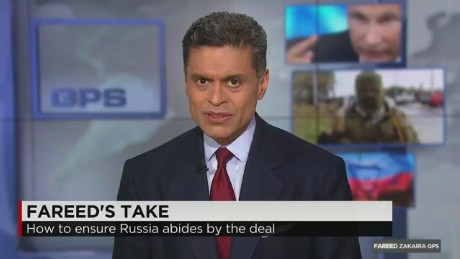 Fareed's Take: What will make Russia abide a ceasefire?