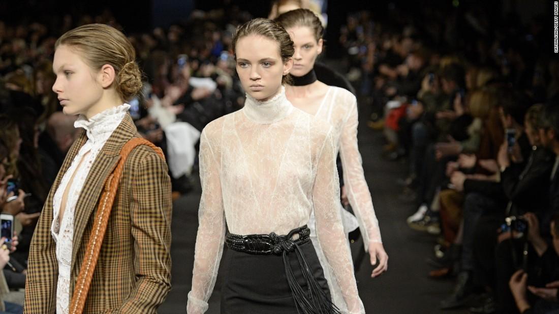New York Fashion Week: Fall 2015
