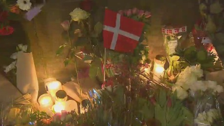 Danes express sadness, hope for peace following attack