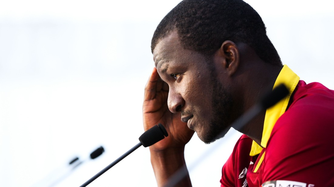 Darren Sammy fronted up to the media in the aftermath, left to ponder what might have been with his side seemingly in disarray on and off the field.