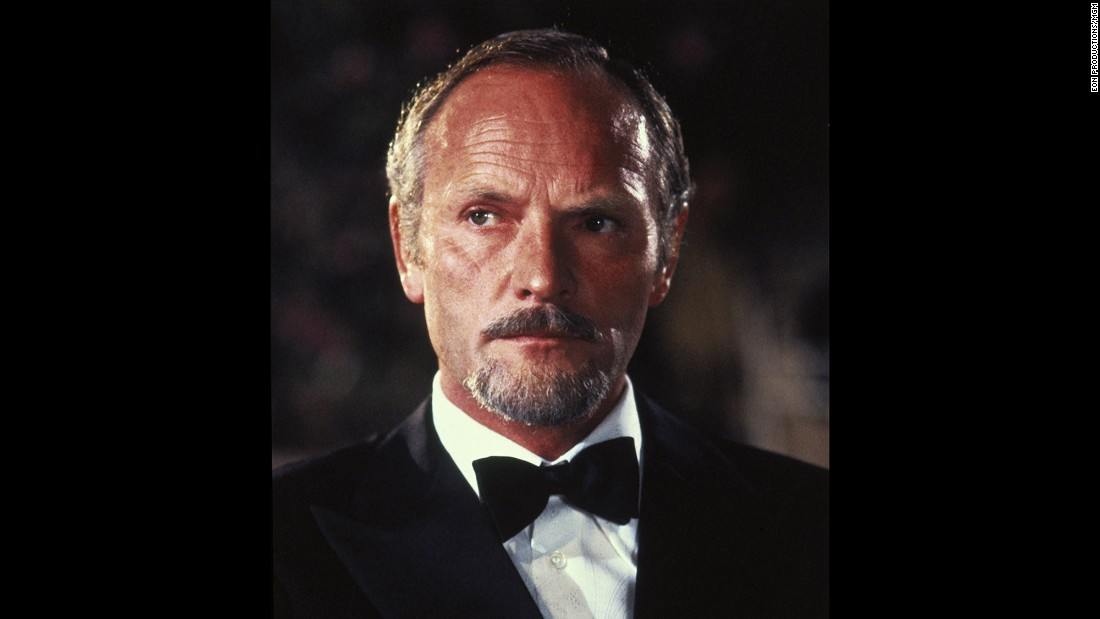 "Julian Glover played villain Aristotle Kristatos in 1981's ""For Your Eyes Only."" The same year he appeared as Walter Donovan in ""Raiders of the Lost Ark."" Glover is still active; he plays Grand Maester Pycelle in ""Game of Thrones."""