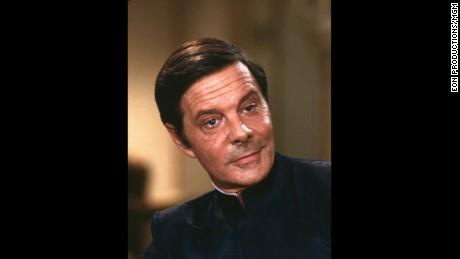 Louis Jourdan, Bond villain, dead at 93 - CNN