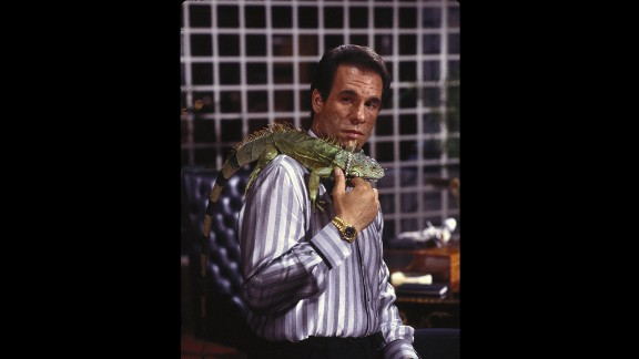 "Robert Davi played Franz Sanchez in 1989's ""Licence to Kill."" Davi's other films include ""The Goonies"" and ""Showgirls."""