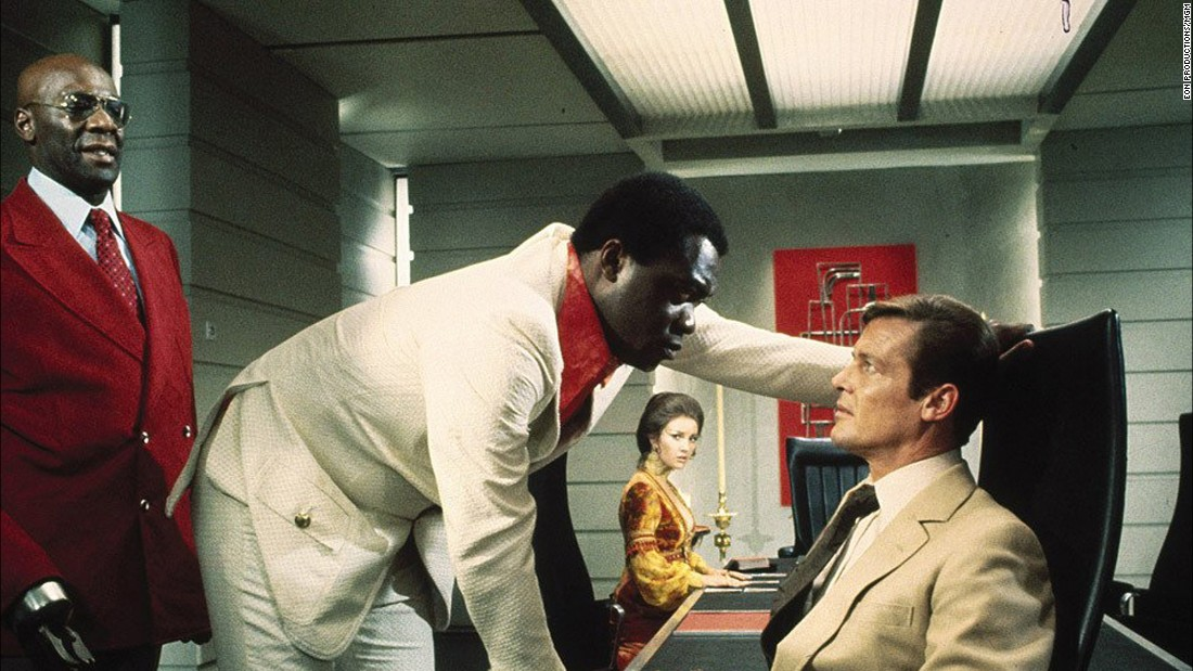 "Yaphet Kotto played Dr. Kananga, the Caribbean crime lord, in 1973's ""Live and Let Die,"" the first of the Roger Moore films. Kotto, a popular character actor, was later in ""Midnight Run"" and ""Homicide: Life on the Street,"" where he played a Baltimore cop."