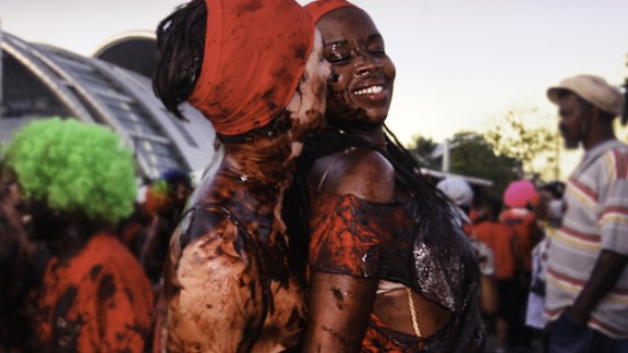 The annual Carnival in Trinidad and Tobago brings revelers from all over the world. This year's event will be held Monday and Tuesday.