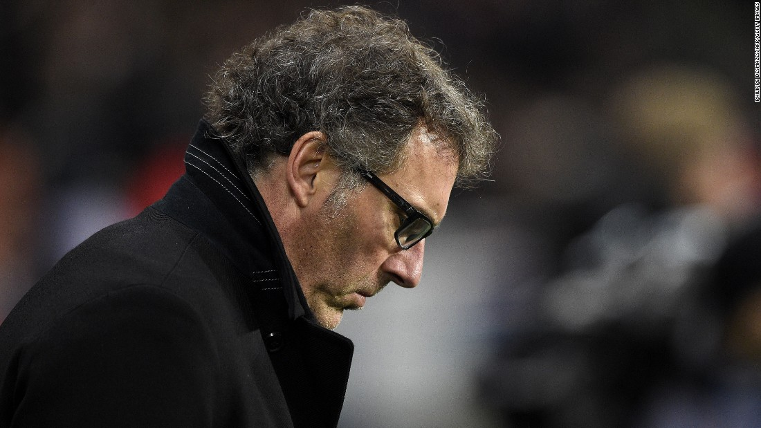 PSG's coach Laurent Blanc is presiding over an injury crisis going into the clash with Chelsea. He led the club to its second successive Ligue 1 triumph last year but will ultimately be judged on how he does in Europe. Lose to Chelsea and this could be his last season in charge.