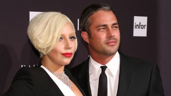 Lady Gaga and actor Taylor Kinney got engaged on Valentine