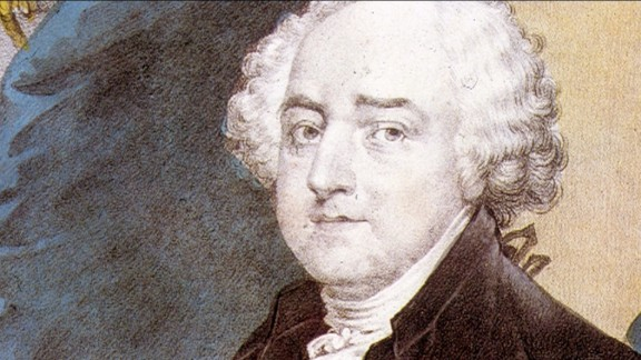 John Adams served as the second president of the United States.