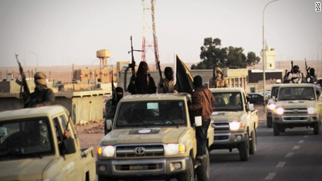 Is ISIS shifting its focus to Libya?