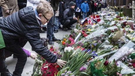 Jewish community fearful after Copenhagen attack