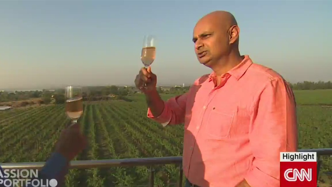 "<a href=""http://edition.cnn.com/2015/02/16/world/sula-vineyards-rajeev-samant/"">Rajeev Samant</a> swapped a career in Silicon Valley for a more earthy vocation -- setting up his own vineyard in India."