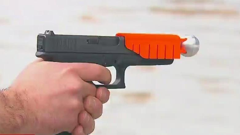 Ferguson Police Study New Guns Tech To Reduce Killings Cnn
