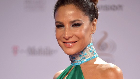 Mexican telenovela actress Lorena Rojas died February 17 at her Miami home. The 44-year-old had been battling cancer since 2008.