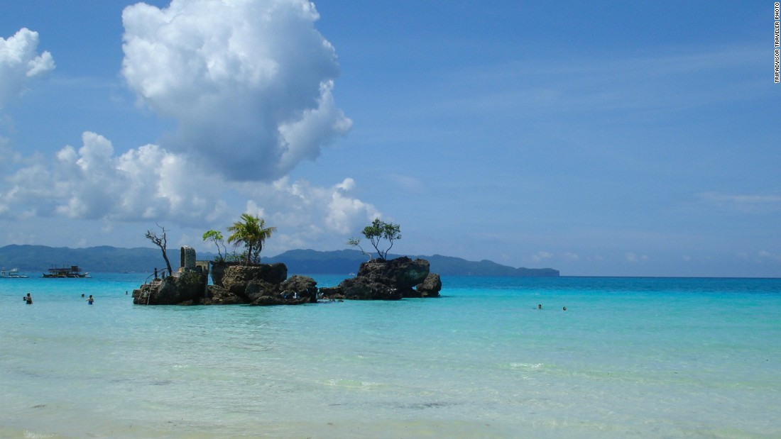 Tripadvisor Travelers Choice 2017 S Best Beaches Cnn Travel