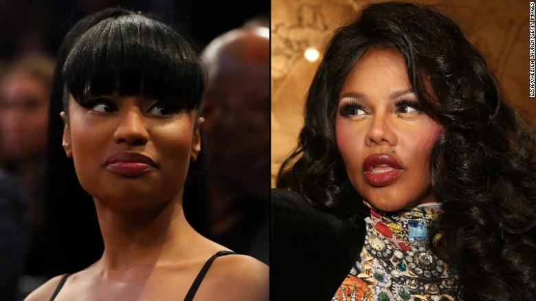 Lil' Kim wants a Verzuz with Nicki Minaj