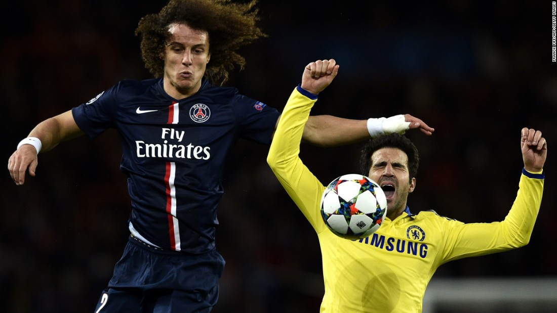 The last 16 of the Champions League started on Tuesday with Paris Saint-Germain and Chelsea facing off in the French capital. The two sides drew 1-1 in a hard-fought first leg.