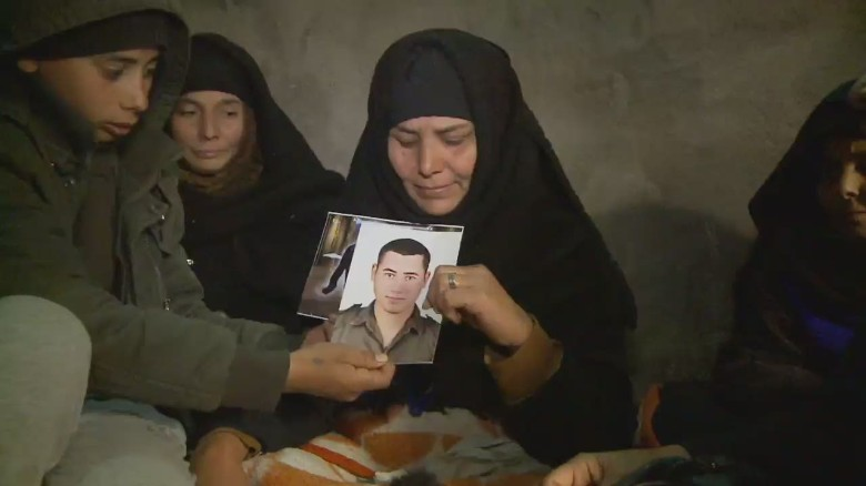 Egyptian village mourns lost sons