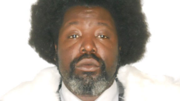 Joseph Edgar Foreman, better known as Afroman, was arrested in Biloxi, Mississippi, on an assault charge February 17.