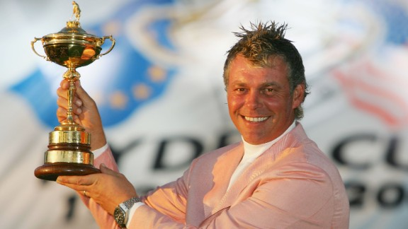 Darren Clarke will be Europe's Ryder Cup captain for the 2016 battle against the United States. The Northern Irishman has a storied history in the competition, featuring five times as a player and twice as a vice captain. He has been on the losing side just once, in 1999.