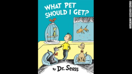 New Dr Seuss Book Set For Release In July Cnn