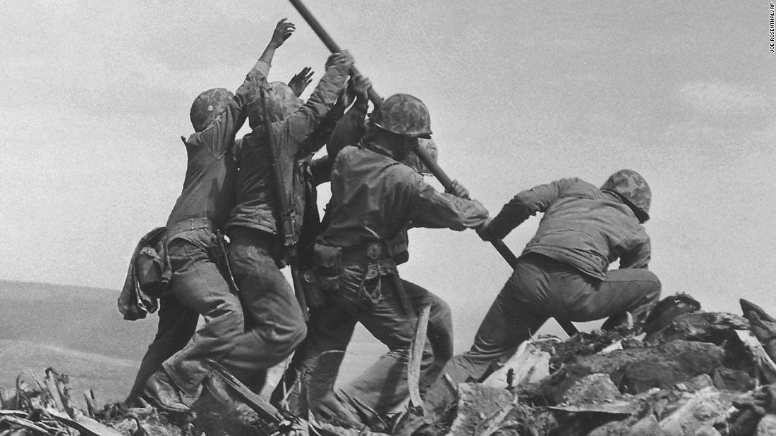 The Inside Story Of Famous Iwo Jima Photo