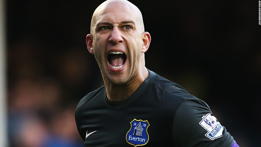 Tim Howard told CNN that he wants to end his club career at Everton. He first joined Everton on loan in 2006.