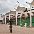 Africa independence architecture KNUST Ghana