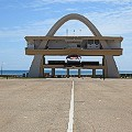Africa indepence architecture independence arch ghana