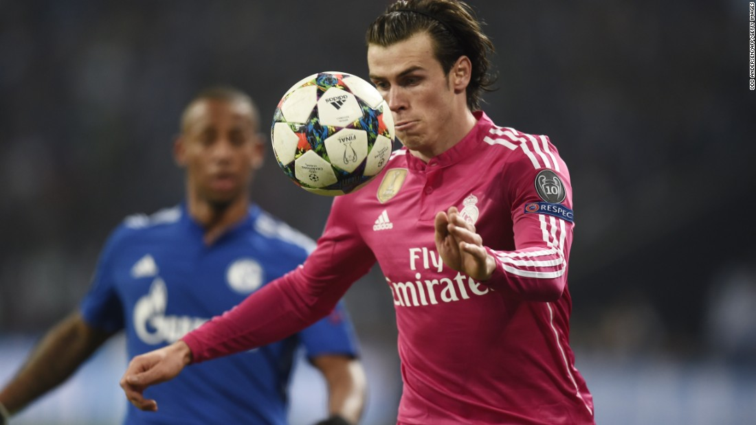 Although he didn't score, Gareth Bale made a pair of impressive runs in each half, and he set up Isco for a chance the Spanish international should have converted.