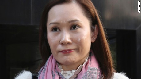 The Hong Kong housewife was jailed for six years for abusing the young Indonesian maid