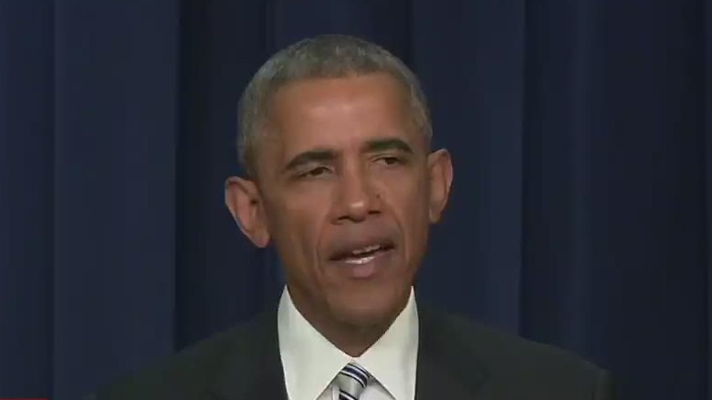 Obama: Terrorists do not represent Islam