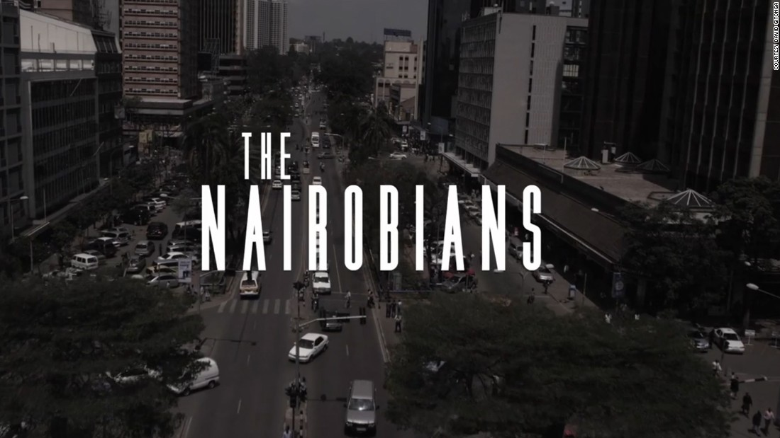 "Filming on the hotly-anticipated new series, ""The Nairobians"" from David ""Tosh"" Gitonga is about to begin. Although few details have officially been released, Gitonga describes the premise to CNN as ""a Pan-African show that tells our own stories of struggles and dreams in their African context."""
