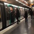 paris metro abuse