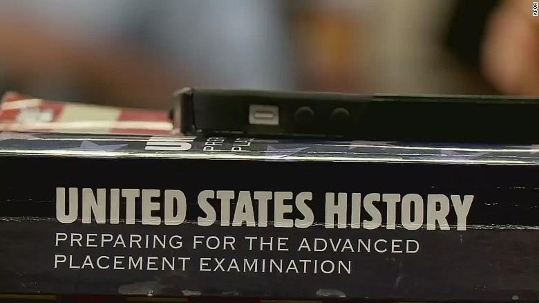 Lawmakers push to get rid of AP history course