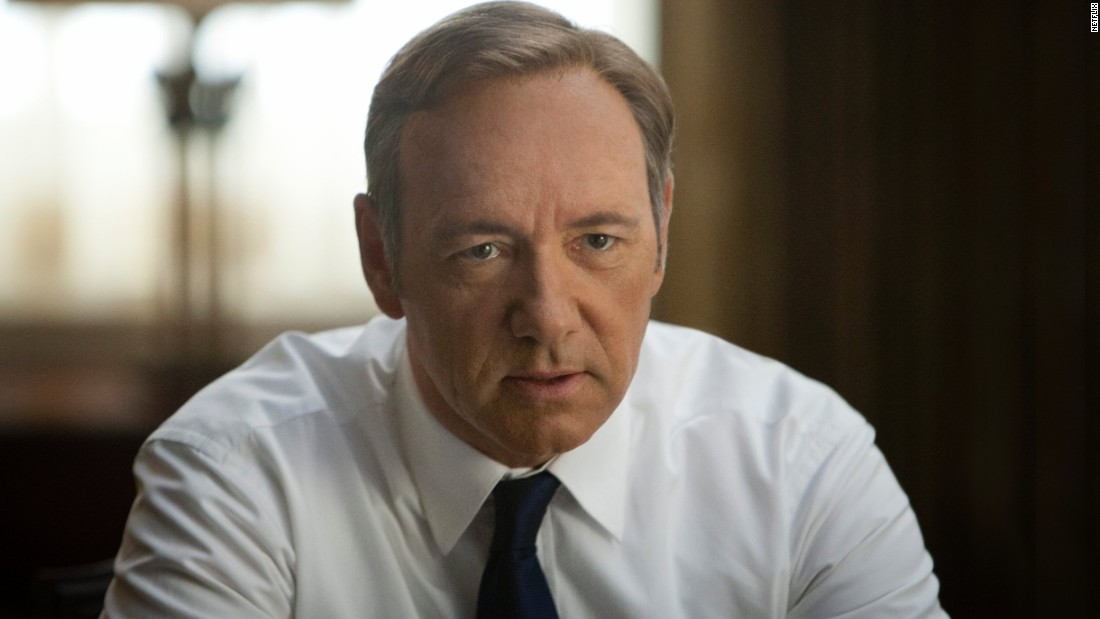 "Get ready for more D.C. double-crossing: Netflix will release Season 3 of its acclaimed drama ""House of Cards"" on February 27. The series stars Kevin Spacey as Frank Underwood, a ruthless congressman who orchestrates a swift rise to the highest levels of political power through deceit, manipulation and much, much worse. (SPOILER ALERT: Don't read further if you're not caught up.)"