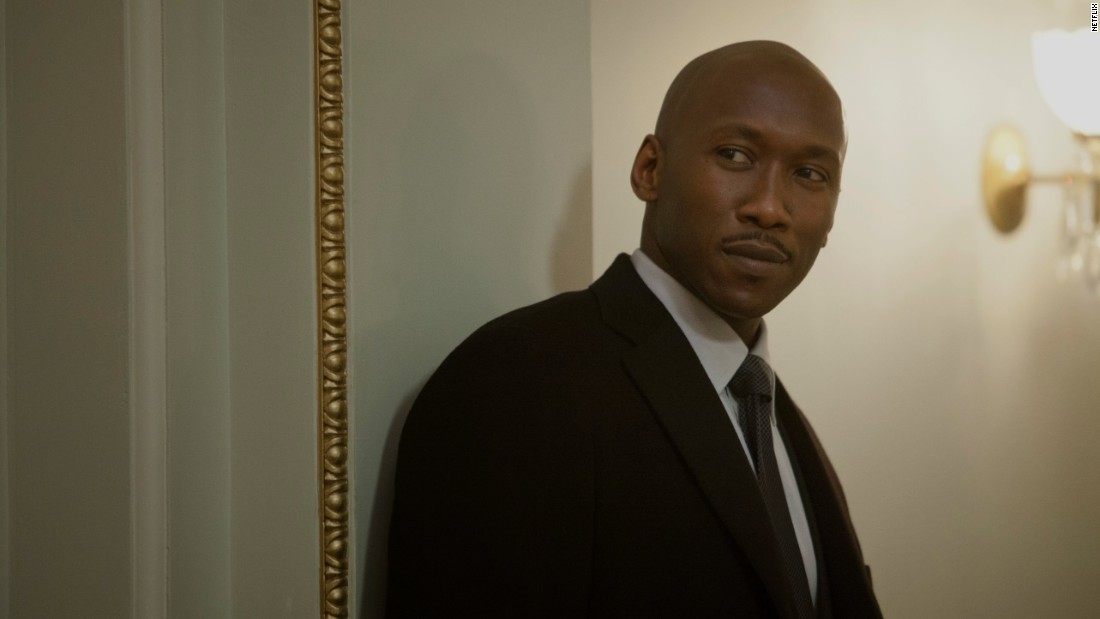 Remy Danton (Mahershala Ali) is a smooth-talking lobbyist whose goals often clash with the Underwoods.
