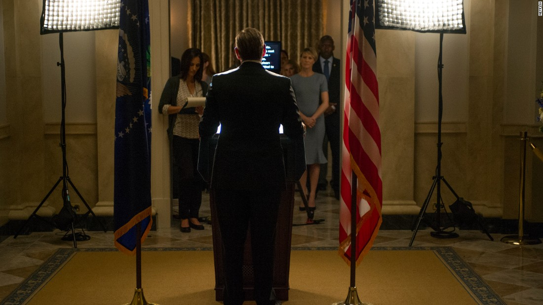 Review: Season 3 of 'House of Cards' - CNN