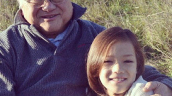 "California Democratic Rep. Mike Honda tweeted he is the ""proud grandpa of a transgender grandchild."""