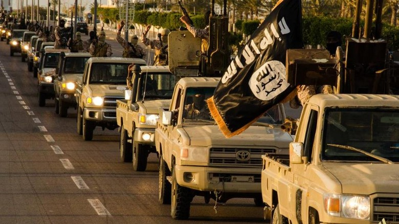 Expert: Promise of apocalypse key to allure of ISIS