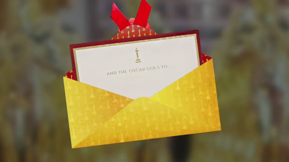 Envelope Please Six Things About Oscars Cnn