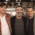 Two and a half men season finale Kutcher Lorre Cryer