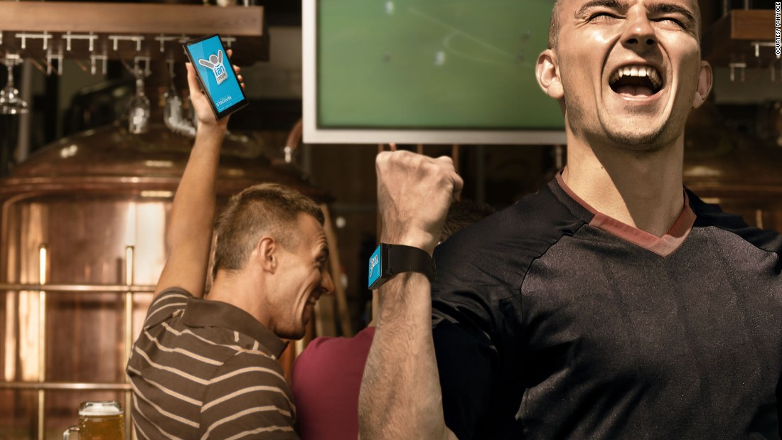 "Sports fan experience apps like South African startup Fanmode are trying to use ""Internet of Things"" tech applications to bridge the distance between international fans and their clubs."