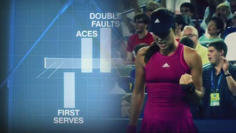 The power of tennis statistics