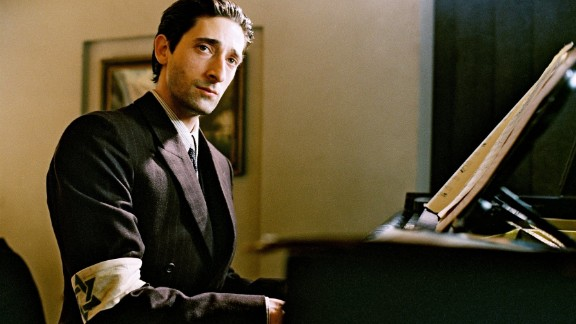 """Adrien Brody remains the youngest best actor Oscar winner. He was just 29 when he won for his performance as Polish pianist Wladyslaw Szpilman in 2001's """"The Pianist."""""""
