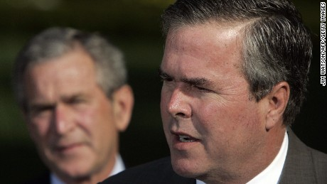 "Wolfowitz: Jeb Bush ""is his own man"""