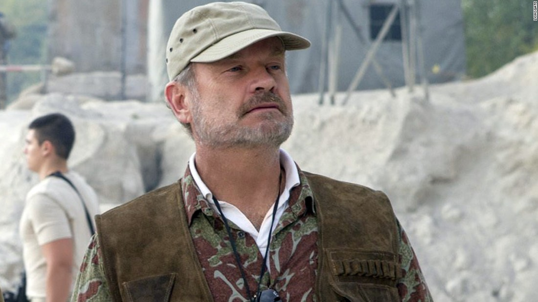 "Kelsey Grammer was a quadruple threat, winning the worst supporting actor award for his roles in ""Expendables 3,"" ""Legends of Oz,"" ""Think Like a Man Too"" and ""Transformers: Age of Extinction."""