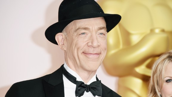 "Oscar winner J.K. Simmons' over-the-top performance as J. Jonah Jameson in the original ""Spider-Man"" trilogy endeared him in the hearts of comic book fans. He returned to that world starting in 2017 as Batman's ally Commissioner Gordon in the two-part ""Justice League"" movies."