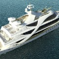 la belle superyacht overview