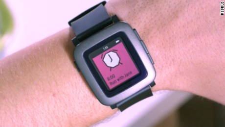 In 2012, Pebble raised more than $10 million from 69,000 people on the crowdfunding site for its first product, the original Pebble Watch. The company's goal at the time was $100,000. It remains one of the most successful Kickstarter campaigns in history.