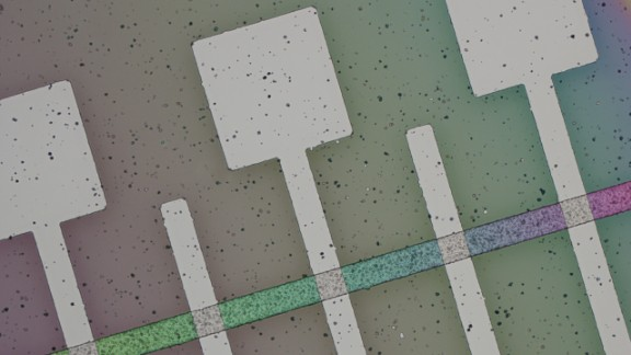 Unlike transistors, memristors don't require a silicon layer and therefore don't suffer from the limitations of current microchip manufacturing technology.